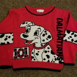 101 Dalmatians Sweater